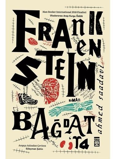Morhipo kitap Frankenstein Bağdat'ta Renkli